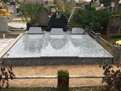 2 - отливане на надгробни плочи по размер в Благоевград и Симитли - Денонощна траурна агенция Зогри, Благоевград и Симитли