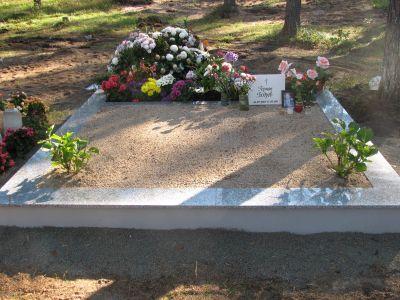 5 - отливане на надгробни плочи по размер в Благоевград и Симитли - Денонощна траурна агенция Зогри, Благоевград и Симитли