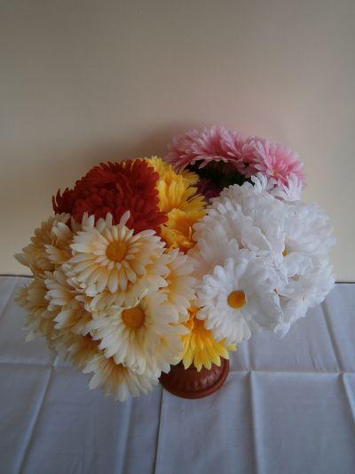 20 - естествени и изкуствени венци и цветя - Денонощна траурна агенция Зогри, Благоевград и Симитли