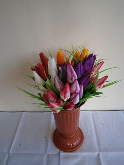 19 - естествени и изкуствени венци и цветя - Денонощна траурна агенция Зогри, Благоевград и Симитли