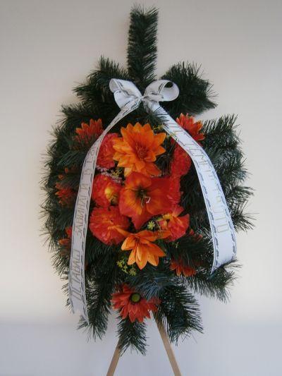 12 - естествени и изкуствени венци и цветя - Денонощна траурна агенция Зогри, Благоевград и Симитли