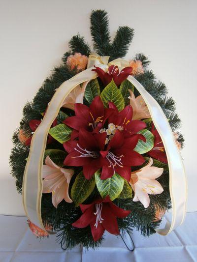 9 - естествени и изкуствени венци и цветя - Денонощна траурна агенция Зогри, Благоевград и Симитли