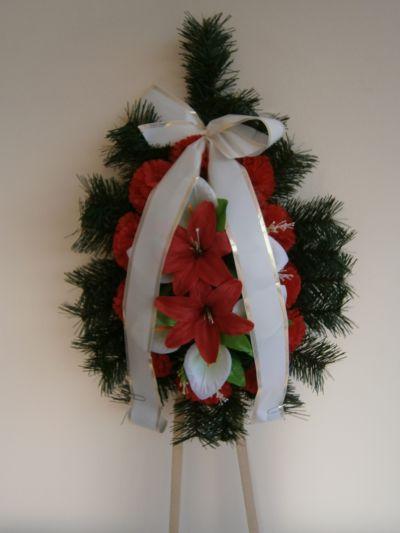 8 - естествени и изкуствени венци и цветя - Денонощна траурна агенция Зогри, Благоевград и Симитли