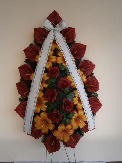 5 - естествени и изкуствени венци и цветя - Денонощна траурна агенция Зогри, Благоевград и Симитли