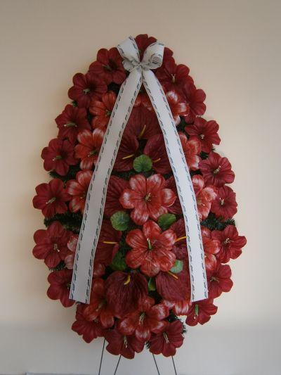 4 - естествени и изкуствени венци и цветя - Денонощна траурна агенция Зогри, Благоевград и Симитли