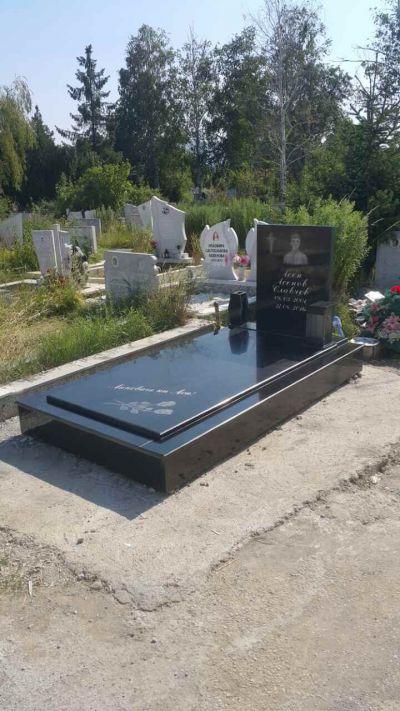 22 - надгробни паметници по поръчка за Благоевград и Симитли - Денонощна траурна агенция Зогри, Благоевград и Симитли