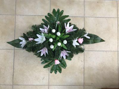 24 - есетествени и изкуствени венци и цветя - Денонощна траурна агенция Зогри, Благоевград и Симитли