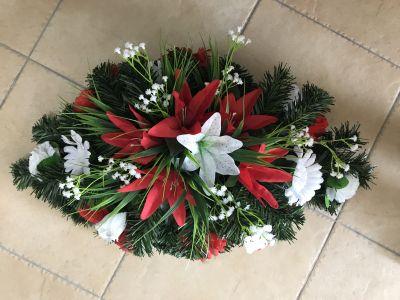 25 - есетествени и изкуствени венци и цветя  - Денонощна траурна агенция Зогри, Благоевград и Симитли