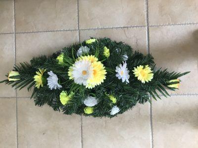 26 - есетествени и изкуствени венци и цветя - Денонощна траурна агенция Зогри, Благоевград и Симитли