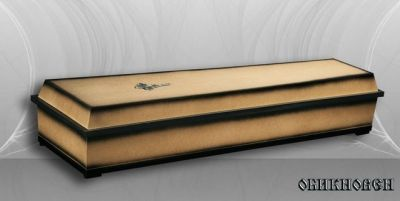 1 - обикновен и луксозен ковчег в Благоевград и Симитли, махагон, метален, лукс - Денонощна траурна агенция Зогри, Благоевград и Симитли
