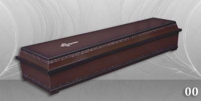2 - обикновен и луксозен ковчег в Благоевград и Симитли, махагон, метален, лукс - Денонощна траурна агенция Зогри, Благоевград и Симитли