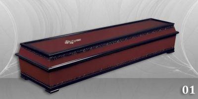 3 - обикновен и луксозен ковчег в Благоевград и Симитли, махагон, метален, лукс - Денонощна траурна агенция Зогри, Благоевград и Симитли