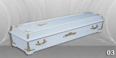 8 - обикновен и луксозен ковчег в Благоевград и Симитли, махагон, метален, лукс - Денонощна траурна агенция Зогри, Благоевград и Симитли