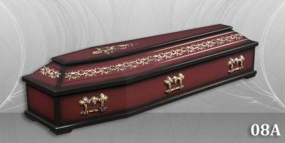 15 - обикновен и луксозен ковчег в Благоевград и Симитли, махагон, метален, лукс - Денонощна траурна агенция Зогри, Благоевград и Симитли