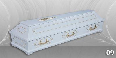 18 - обикновен и луксозен ковчег в Благоевград и Симитли, махагон, метален, лукс - Денонощна траурна агенция Зогри, Благоевград и Симитли