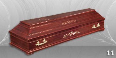 20 - обикновен и луксозен ковчег в Благоевград и Симитли, махагон, метален, лукс - Денонощна траурна агенция Зогри, Благоевград и Симитли