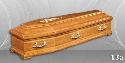 24 - обикновен и луксозен ковчег в Благоевград и Симитли, махагон, метален, лукс - Денонощна траурна агенция Зогри, Благоевград и Симитли
