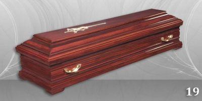 32 - обикновен и луксозен ковчег в Благоевград и Симитли, махагон, метален, лукс - Денонощна траурна агенция Зогри, Благоевград и Симитли