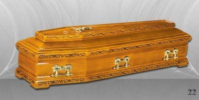 37 - обикновен и луксозен ковчег в Благоевград и Симитли, махагон, метален, лукс - Денонощна траурна агенция Зогри, Благоевград и Симитли