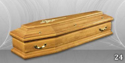 43 - обикновен и луксозен ковчег в Благоевград и Симитли, махагон, метален, лукс - Денонощна траурна агенция Зогри, Благоевград и Симитли
