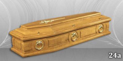 44 - обикновен и луксозен ковчег в Благоевград и Симитли, махагон, метален, лукс - Денонощна траурна агенция Зогри, Благоевград и Симитли