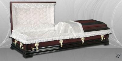 50 - обикновен и луксозен ковчег в Благоевград и Симитли, махагон, метален, лукс - Денонощна траурна агенция Зогри, Благоевград и Симитли