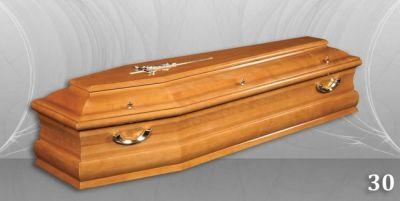 52 - обикновен и луксозен ковчег в Благоевград и Симитли, махагон, метален, лукс - Денонощна траурна агенция Зогри, Благоевград и Симитли