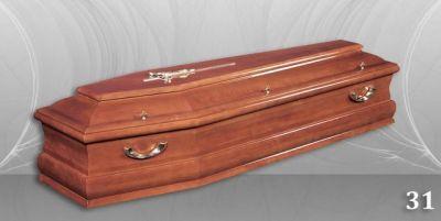 53 - обикновен и луксозен ковчег в Благоевград и Симитли, махагон, метален, лукс - Денонощна траурна агенция Зогри, Благоевград и Симитли