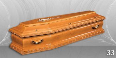 55 - обикновен и луксозен ковчег в Благоевград и Симитли, махагон, метален, лукс - Денонощна траурна агенция Зогри, Благоевград и Симитли