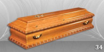 56 - обикновен и луксозен ковчег в Благоевград и Симитли, махагон, метален, лукс - Денонощна траурна агенция Зогри, Благоевград и Симитли