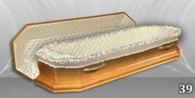 62 - обикновен и луксозен ковчег в Благоевград и Симитли, махагон, метален, лукс - Денонощна траурна агенция Зогри, Благоевград и Симитли