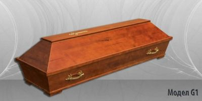 63 - обикновен и луксозен ковчег в Благоевград и Симитли, махагон, метален, лукс - Денонощна траурна агенция Зогри, Благоевград и Симитли