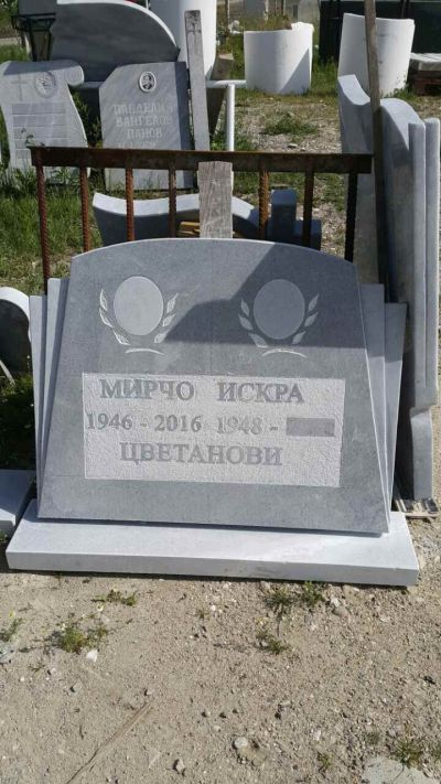 8 - надгробни паметници по поръчка за Благоевград и Симитли - Денонощна траурна агенция Зогри, Благоевград и Симитли